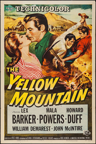 The Yellow Mountain 1954 1080p WEB-DL DD2.0 H264-SbR
