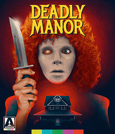 Deadly Manor 1990 BluRay REMUX 1080p AVC FLAC1.0 - KRaLiMaRKo