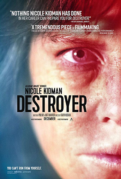 Destroyer 2018 720p BluRay DTS x264-GECKOS
