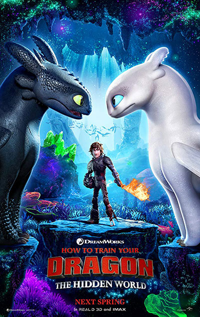 How to Train Your Dragon The Hidden World 2019 720p BluRay DD5.1 x264-DEFLATE