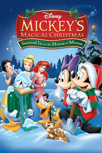 Mickeys Magical Christmas Snowed in at the House of Mouse 2001 AMZN 1080p WEB-DL DD5.1 H264-SiGMA
