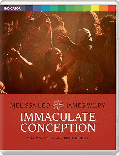 Immaculate Conception 1992 BluRay REMUX 1080p AVC DTS-HD MA 2.0 - KRaLiMaRKo