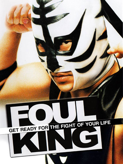 The Foul King 2000 720p BluRay DTS x264-GiMCHi