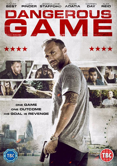 Dangerous Game 2017 1080p WEB-DL DD5.1 H264-FGT
