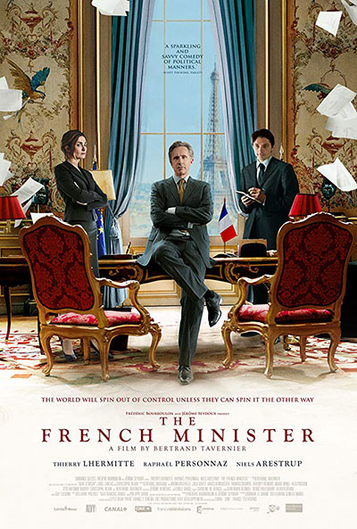 The French Minister 2013 BluRay REMUX 1080p VC-1 DTS-HD MA 5.1-EPSiLON