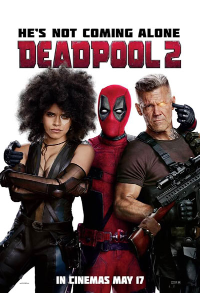 Deadpool 2 2018 The Super Duper Cut 1080p BluRay DTS x264-HDChina