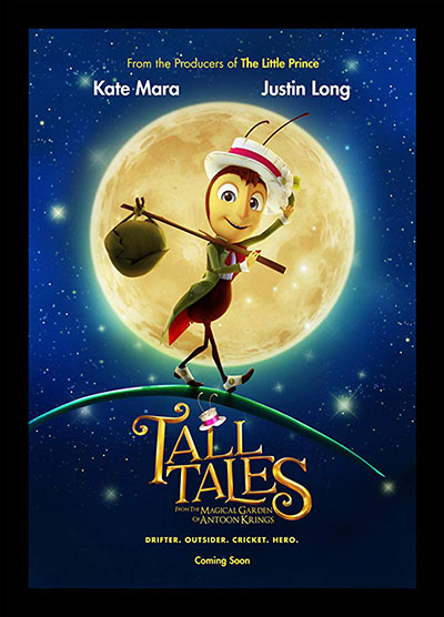 Tall Tales from the Magical Garden of Antoon Krings 2019 1080p WEB-DL DD5.1 H264-EVO