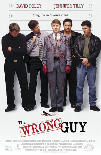 The Wrong Guy 1997 1080p BluRay DTS x264-PSYCHD