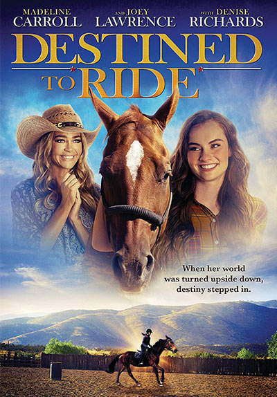 Destined to Ride 2018 1080p WEB-DL DD5.1 H264-CMRG
