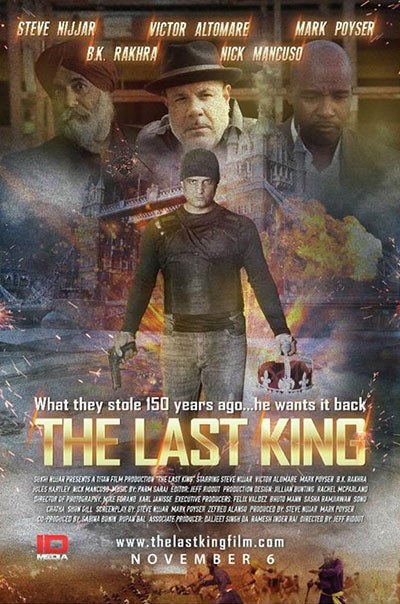 The Last King 2015 1080p WEB-DL DD5.1 H264-FGT