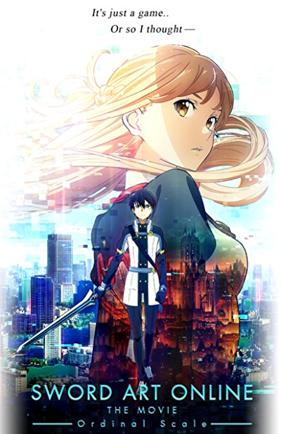 Sword Art Online The Movie Ordinal Scale 2017 Japanese 1080p BluRay FLAC 5.1 x264-UNK