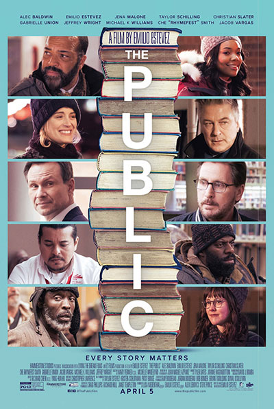 The Public 2019 1080p WEB-DL DD5.1 H264-EVO
