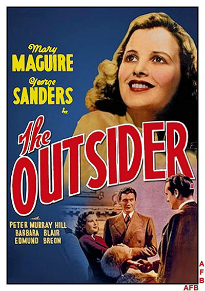 The Outsider 1939 1080p BluRay DD2.0 x264-GHOULS