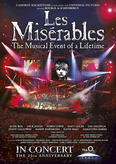 Les Misérables in Concert: The 25th Anniversary 2010 BluRay REMUX 1080p VC-1 DTS-HD MA 5.1-UNK