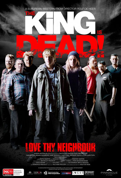 The King Is Dead 2012 1080p BluRay DTS x264-PFa