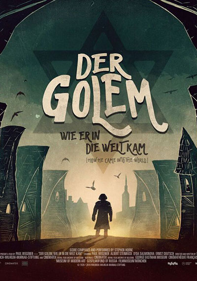 The Golem 1920 1080p BluRay FLAC x264-GHOULS