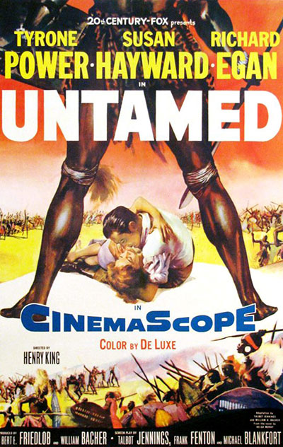 Untamed 1955 BluRay REMUX 1080p AVC DTS-HD MA 5.1-EPSiLON