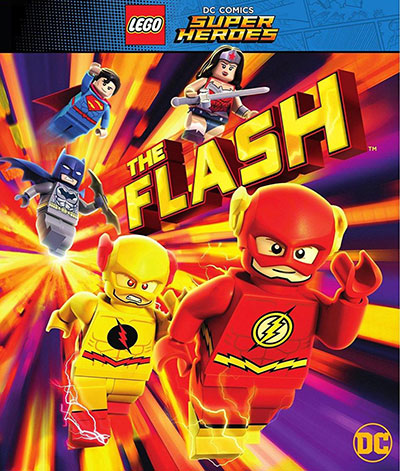 Lego DC Comics Super Heroes The Flash 2018 720p WEB-DL DD5.1 H264-EVO