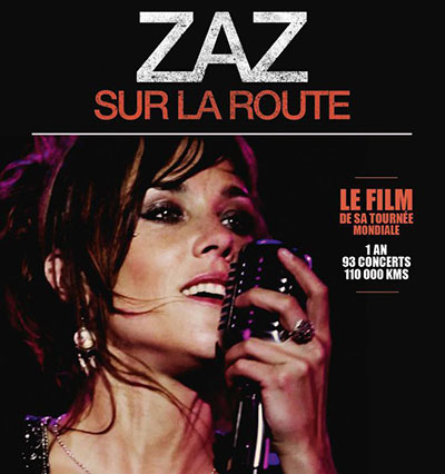 ZAZ Sur La Route 2014 1080p BluRay FLAC x264-DEV0
