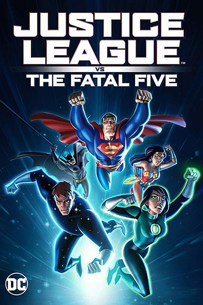 Justice League vs the Fatal Five 2019 BluRay REMUX 1080p AVC DTS-HD MA 5.1-EPSiLON