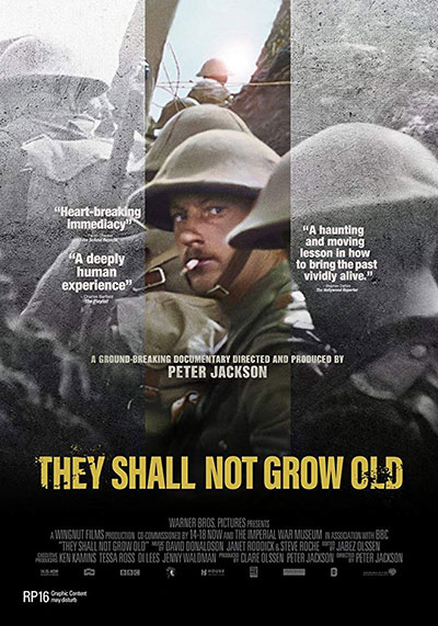 They Shall Not Grow Old 2018 1080p BluRay DTS x264-CADAVER