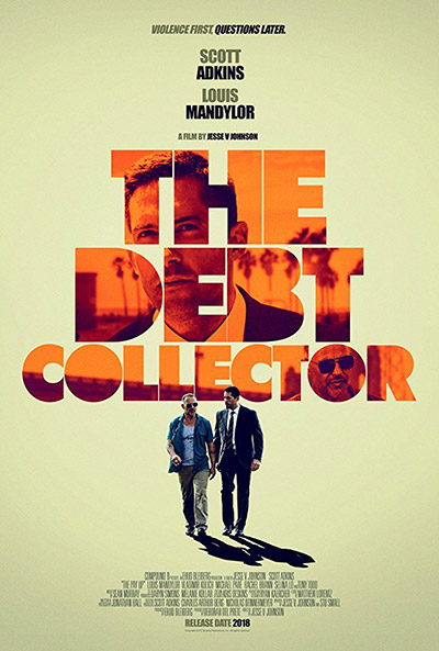the debt collector 2018 720p BluRay DTS x264-rusted
