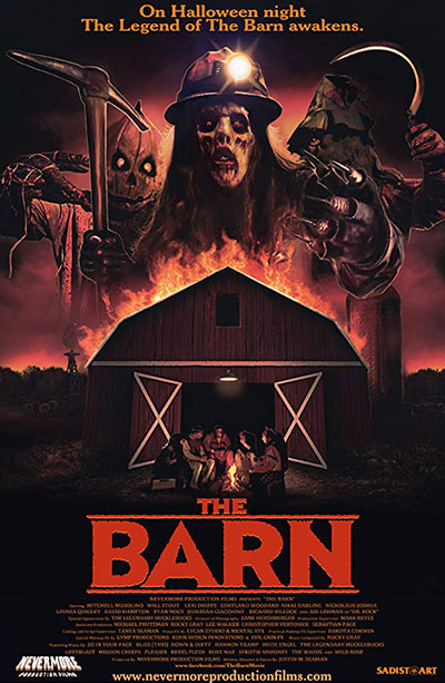 The Barn 2016 BluRay REMUX 1080p AVC DTS-HD HR 5 1-EPSiLON