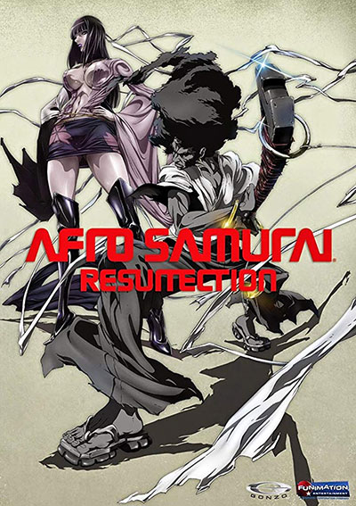 Afro Samurai Resurrection 2009 BluRay REMUX 1080p AVC DD5.1-EPSiLON
