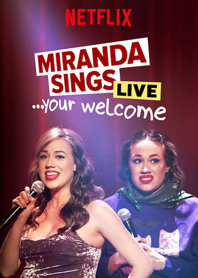 Miranda Sings Live Your Welcome 2019 1080p NF WEB-DL DD5.1 x264-NTG