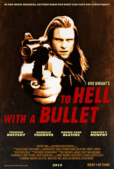 To Hell with a Bullet 2013 720p BluRay DD2.0 x264-SADPANDA