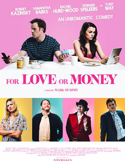 For Love Or Money 2019 1080p WEB-DL DD5.1 H264-EVO