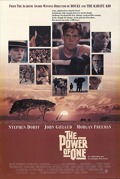 The Power of One 1992 1080p BluRay DD2.0 x264-SiNNERS