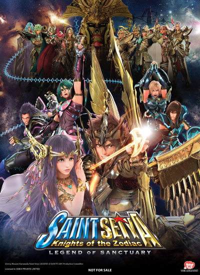 Saint Seiya Legend Of Sanctuary 2014 Japanese 1080p BluRay DTS x264-WiKi