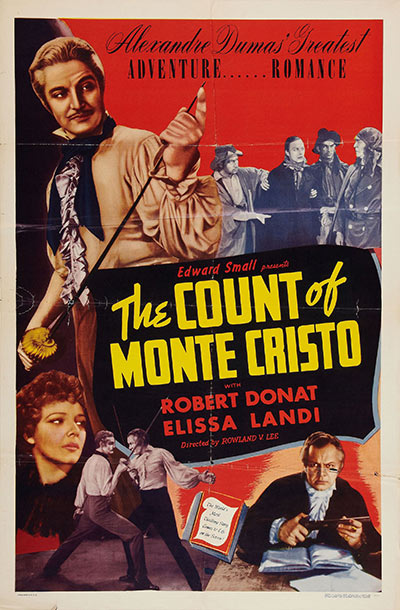 The Count of Monte Cristo 1934 720p BluRay DTS x264-CiNEFiLE
