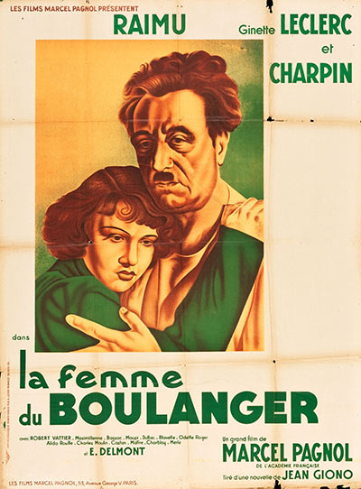 The Bakers Wife AKA La femme du boulanger 1938 French 1080p BluRay DTS x264-FUTURiSTiC
