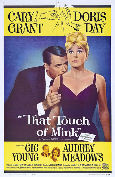 That Touch of Mink 1962 BluRay REMUX 1080p AVC DTS-HD MA 1.0 - maclanes