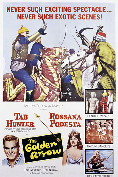 The Golden Arrow 1962 DUBBED 1080p BluRay DTS x264-SPECTACLE