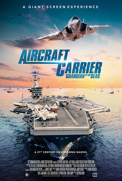 Aircraft Carrier Guardian of the Seas 2016 2160p UHD BluRay REMUX HDR HEVC Atmos-EPSiLON