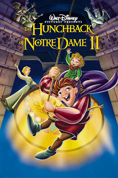 The Hunchback of Notre Dame II 2002 USA Special Edition BluRay REMUX 1080p AVC DTS-HD MA 5.1 - BluDragon