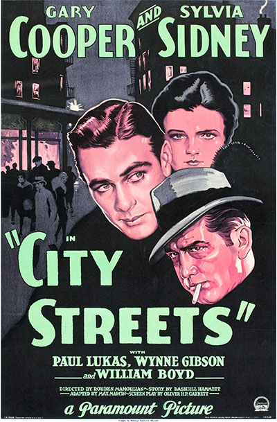 City Streets 1931 BluRay REMUX 1080p AVC FLAC2.0-EPSiLON