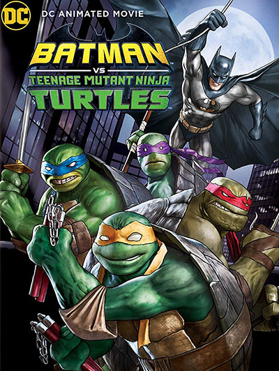 Batman vs Teenage Mutant Ninja Turtles 2019 2160p UHD BluRay REMUX HDR HEVC DTS-HD MA 5.1-EPSiLON