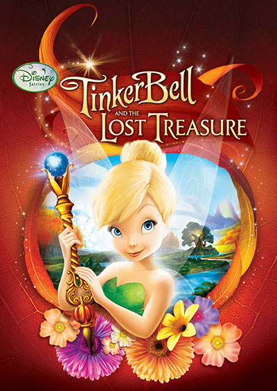 Tinker Bell and the Lost Treasure 2009 BluRay REMUX 1080p AVC DTS-HD MA 5.1-SiCaRio