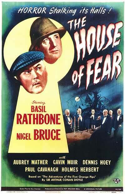 The House of Fear 1945 BluRay REMUX 1080p AVC PCM 2.0-BluHD