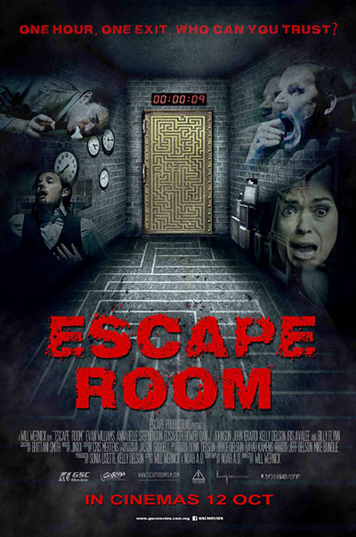 Escape Room 2018 1080p WEB-DL DD5.1 H264-FGT