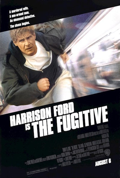 The Fugitive 1993 1080p BluRay -DTS x264-Leffe