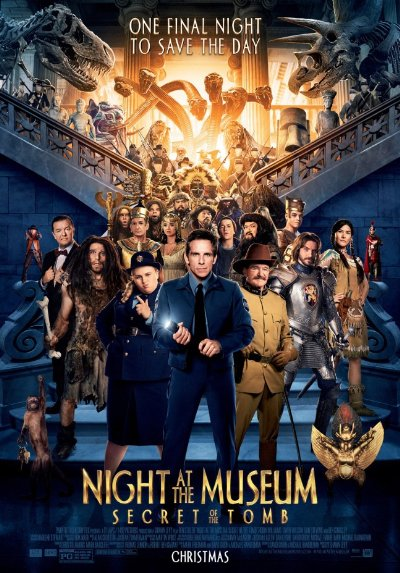 Night at the Museum Secret of the Tomb 2014 1080p BluRay x264-DOGE
