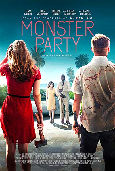 Monster Party 2018 BluRay REMUX 1080p AVC DTS-HD MA 5.1-EPSiLON