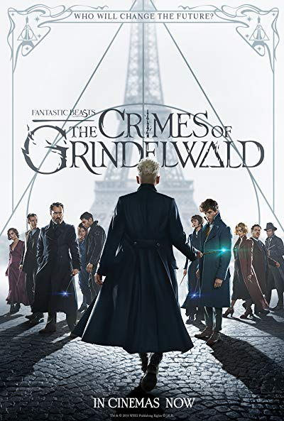 Fantastic Beasts The Crimes of Grindelwald 2018 1080p WEB-DL DD5.1 H264-EVO