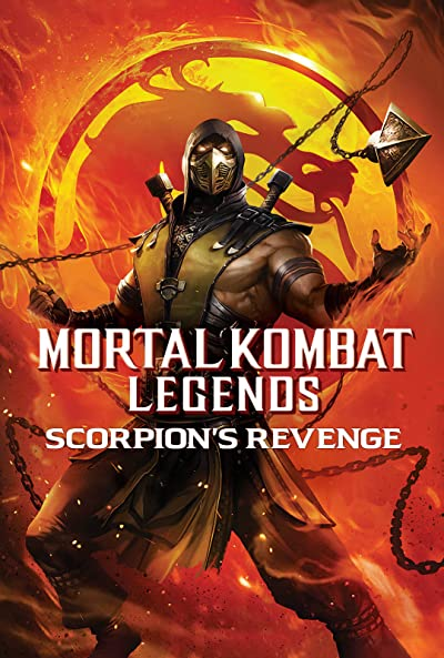 Mortal Kombat Legends Scorpions Revenge 2020 2160p UHD BluRay x265-AViATOR