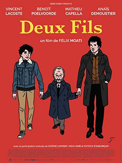 Deux Fils 2018 FRENCH 1080p BluRay DTS x264-LOST